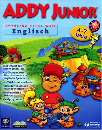 ADDY Junior - Englisch