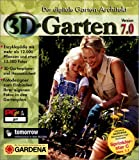 3D-Garten 7.0. 2 CD-ROMs für Windows ab 98 SE -