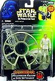 Gunner Station Millennium Falcon with Luke Skywalker - Star Wars Power of the Force Collection von Hasbro / Kenner