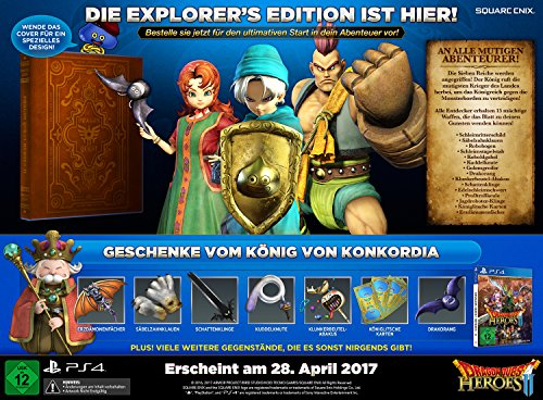 Dragon Quest Heroes 2 [Import allemand]