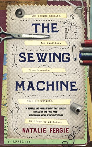 The Sewing Machine by [Fergie, Natalie]