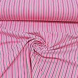 MAGAM-Stoffe ''Olivia'' Streifen in 6 Farben | Jersey-Stoff
