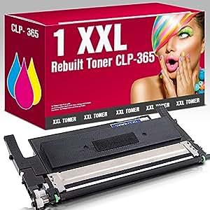 ms-point® 1x Rebuilt Toner XXL für Samsung CLP-360 CLP-360N CLP-360ND CLP-365 CLP-365W CLX-3300 CLX-3305 CLX-3305FN CLX-3305FW CLX-3305W ersetzt CLT-K406S schwarz black