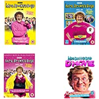 Mrs Brown's Boys The BBC Collection Series 1,2,3 & Mrs Brown's Boys The Movie