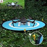 WisFox TY-01 drone launching ramp, foldable, waterproof, D: 75 cm, landing pad for DJI Mavic Pro Phantom 2/3/4 Inspire 1