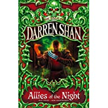 Allies of the Night (The Saga of Darren Shan, Book 8)