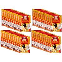 40x Wärmepflaster 13 x 9,5cm Schmerzpflaster Wärmepads Rheumapflaster Rücken preisvergleich bei billige-tabletten.eu