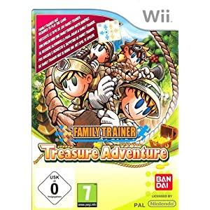 Family Trainer – Treasure Adventure