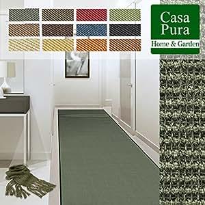 casa pura tapis de couloir sur mesure sylt fibres. Black Bedroom Furniture Sets. Home Design Ideas