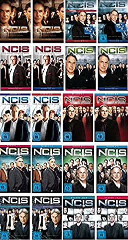 Navy CIS Staffel 1 bis 10 (1.1 - 10.2) im Set - Deutsche Originalware [60 DVDs]