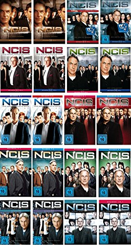 Navy CIS Staffel 1 bis 10 (1.1 - 10.2) im Set - Deutsche Originalware [60 DVDs] - 4 Ncis Staffel La