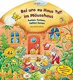 Bei uns zu Haus im Mäusehaus: Farben, Formen, Zahlen lernen