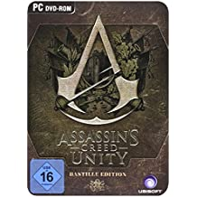 Assassin's Creed: Unity - Bastille Edition [Importación alemana]