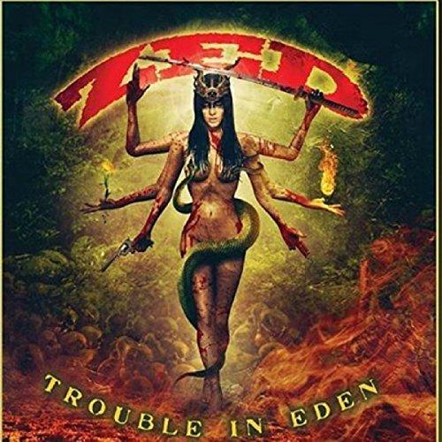 Zed: Trouble in Eden (Audio CD)