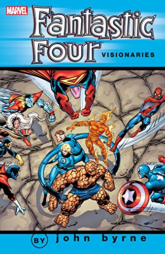 Fantastic Four Visionaries: John Byrne Vol. 2 (Fantastic Four (1961-1996)) (English Edition)