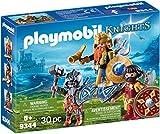 Playmobil- Rey de los Enanos Juguete, (geobra Brandstätter 9344)