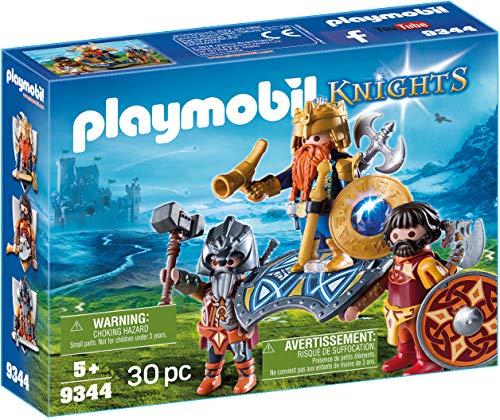 PLAYMOBIL- Rey de los Enanos Juguete