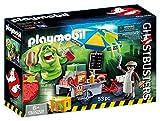 Playmobil 9222 - Slimer e il Carretto degli Hot Dog