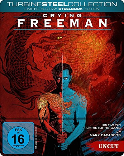Bild von Crying Freeman - Uncut (Limited Blu-ray Steelbook Edition)