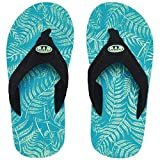 Animal Jekyl Slim Boys Flip-Flop - Marine Green-UK 2