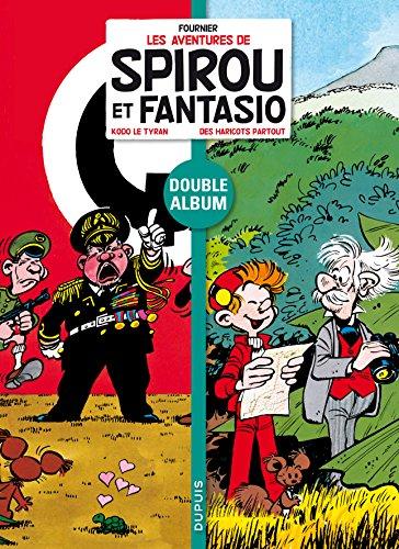 Spirou et Fantasio - Diptyques - tome 2 - Diptyque Spirou et Fantasio 2