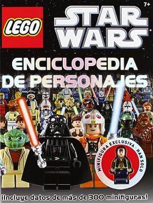Enciclopedia de personajes LEGO STAR WAR: Enciclopedia de personajes LEGO STAR WARS por DORLING KINDERSLEY
