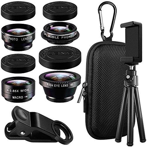 Kit de lentes para cámara de teléfono móvil