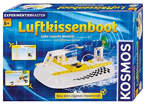 Preisvergleich Produktbild Kosmos 620912 - Luftkissenboot