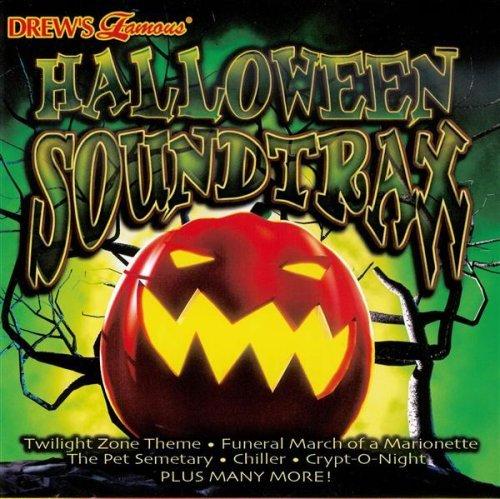 Drew's Famous Halloween Soundtrax by Drew's