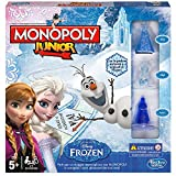 Hasbro gaming- Monopoly Frozen Junior