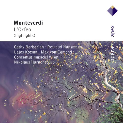 "Monteverdi : L'Orfeo : Act 3 ""Dove, ah, dove ten'vai"" [Orfeo]"