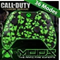 Green Ghosts Modded Xbox One Controller