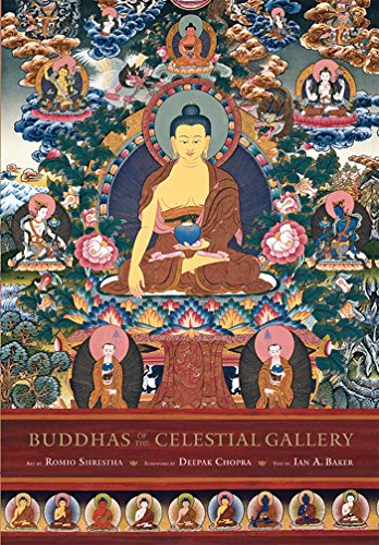 Buddhas of the Celestial Gallery (Hardcover)