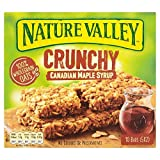 Nature Valley Crunchy Maple Syrup Cereal Bars 5 x 42g