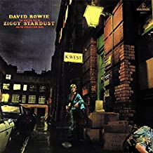 The Rise and Fall of Ziggy Stardust And The Spiders From Mars (+DVD) (40th Anniversary Edition) [Vinyl LP]