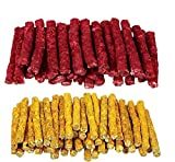 Dog Chew Stick Combo 500 GMS Chicken + 500 GMS Mutton Flavours