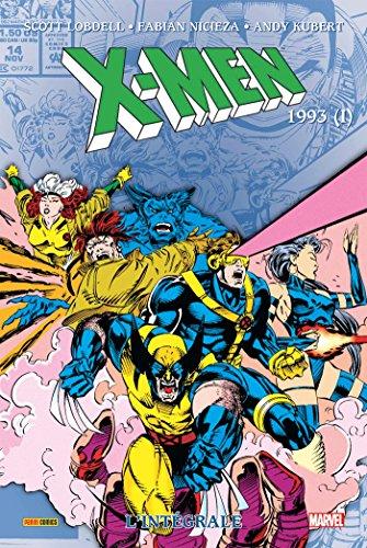 X-Men intégrale T32 1993 I