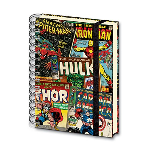 marvel-comic-book-covers-a5-notebook