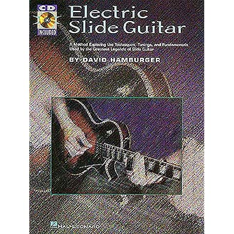 Electric Slide Guitar - BOOK+CD