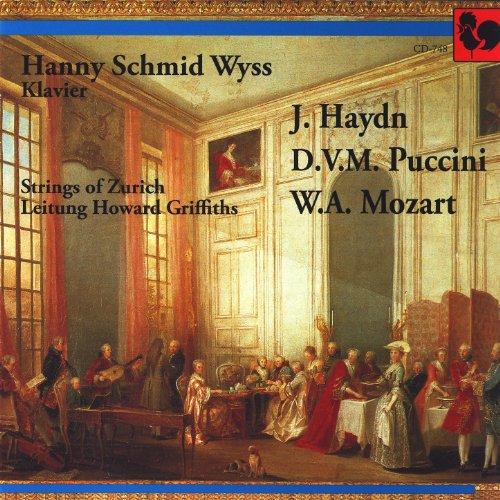 Klavierkonzerte von Joseph Hay...