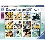 Ravensburger Puzzle 19506 - Surfin' USA, 1000-Teilig