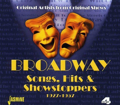 Broadway Songs, Hits And Showstoppers 1927-57 by Various Artists (2008-02-05)