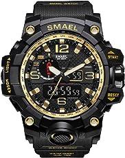 ZRSJ Uhr Chronograph mit Armband 1454