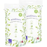 Bambino Mio, mioliners (voiles de protection) 160 x 2 pack de 2