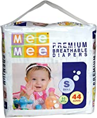 Mee Mee Premium Small Size Diapers (44 count)