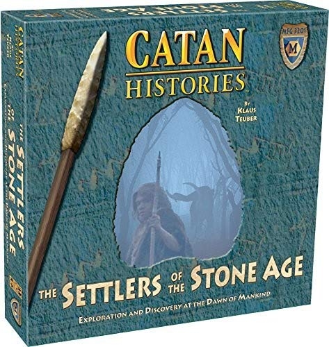 Settlers of The Stone Age, The [englischsprachige Version]