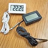 Generic 1 Pc Durable Mini Thermometer Temperature Meter Digital LCD Display Probe Fridge Refrigerator(Color: Random)