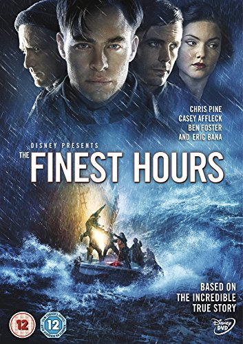 The Finest Hours [DVD] [2016] by Chris Pine