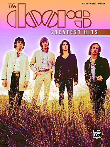 The Doors: Greatest Hits: Piano/Vocal/Guitar (Piano/Vocal/Guitar) (English Edition)
