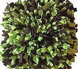 schnueffelteppich STHGB40 Schnüffelmatte, M, hellgrün/braun